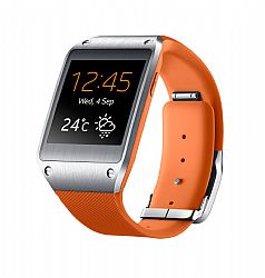 Samsung Galaxy Gear Smart Watch for Galaxy Devices - Wild Orange