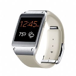 Samsung Galaxy Gear Bluetooth Watch for Samsung Galaxy Note 3  - Oatmeal Beige