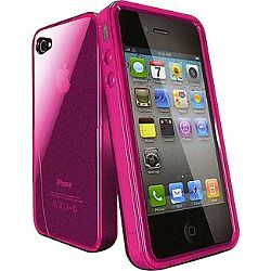 iSkin Solo Case for the New iPhone 5 (Pink)