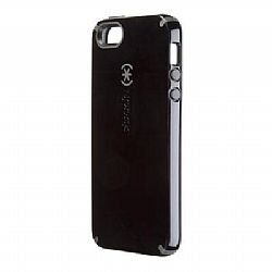 Speck CandyShell Case for iPhone 5 - Black/Slate