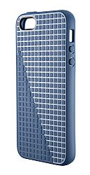 Speck PixelSkin HD for iPhone 5 - Harbor Blue