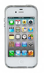 Speck GemShell for iPhone 4S/4 - Clear