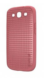 Speck PixelSkin HD for Samsung Galaxy S3 III (Coral)
