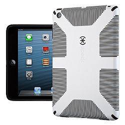 Speck CandyShell Grip for iPad mini - White/Black
