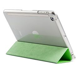 Speck SmartShell for iPad mini works w/ Apple Smart Cover - Clear
