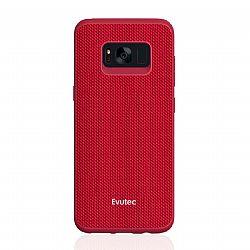Evutec - Ballistic Nylon Case Samsung Galaxy S8 in Red