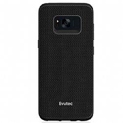 Evutec - Ballistic Nylon Case Samsung Galaxy S8+ in Black