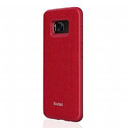 Evutec - Ballistic Nylon Case Samsung Galaxy S8+ in Red