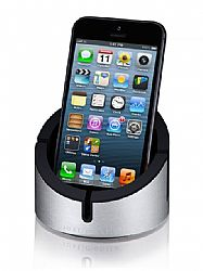 Just Mobile AluCup - Black for iPhones / Smartphones / Tablets