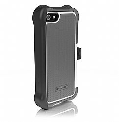 Ballistic SG MAXX Case for iPhone 5 - Charcoal/White