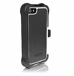 Ballistic SG MAXX Case for iPhone 5 - Black/White