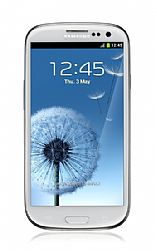 Samsung GT-I9300 Galaxy S3 16GB (3G 850/1900MHz AT&T) White Unlocked Import