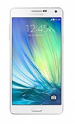 Samsung Galaxy A7 Duos (3G 850MHz AT&T) White Unlocked Import