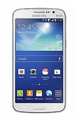 Samsung Galaxy Grand 2 Dual Sim (3G 850MHz AT&T) White Unlocked Import