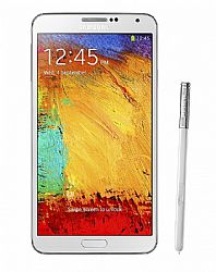 Samsung Galaxy Note 3 N9005 LTE 32GB (3G 850MHz AT&T) White Unlocked Import