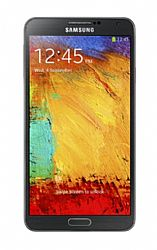 Samsung Galaxy Note 3 N900 32GB (3G 850MHz AT&T) Black Unlocked Import