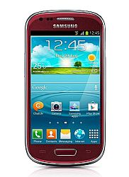 Samsung I8190 Galaxy S3 Mini 8GB Red Unlocked Import