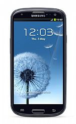 Samsung GT-I9300 Galaxy S3 16GB (3G 850/1900MHz AT&T) Black Unlocked Import