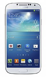 Samsung Galaxy S4 White Frost 16GB (3G 850MHz AT&T) Unlocked Import