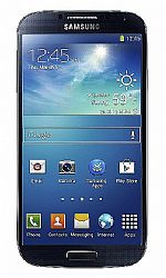 Samsung Galaxy S4 Black Mist 16GB (3G 850MHz AT&T / LTE ) Unlocked Import
