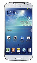 Samsung Galaxy S4 White Frost 16GB ( LTE ) Unlocked Import