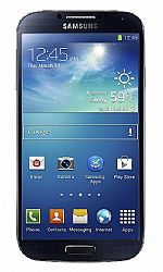 Samsung Galaxy S4 Black Mist 32GB (3G 850MHz AT&T) Unlocked Import