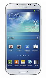 Samsung Galaxy S4 White Frost 32GB (3G 850MHz AT&T) Unlocked Import