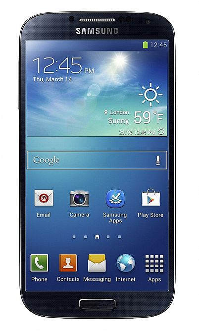 Samsung Galaxy S4 Black Mist 16GB (3G 850MHz AT&T) Unlocked Import at MobileCityOnline.com