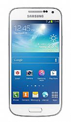 Samsung I9192 Galaxy S4 mini Dual Sim(3G 850MHz AT&T) White Unlocked Import