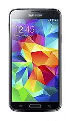 Samsung Galaxy S5 Smartphone (3G 850MHz AT&T) Blue Unlocked Import