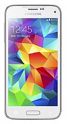 Samsung Galaxy S5 mini (3G 850MHz AT&T) White Unlocked Import