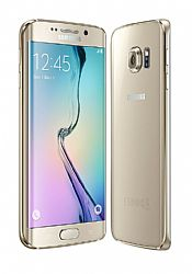 Samsung Galaxy S6 Edge 32GB (3G 850MHz AT&T) Gold Unlocked Import