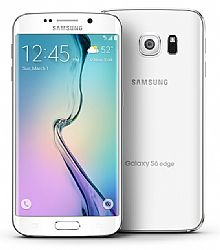 Samsung Galaxy S6 Edge + 32GB (3G 850MHz AT&T) White Unlocked Import