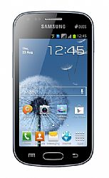 Samsung Galaxy S Duos S7562 Black Unlocked Import