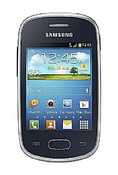 Samsung Galaxy Star S5282 Dual Sim Black Unlocked Import