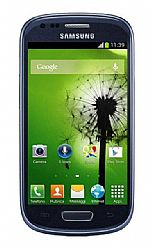 Samsung I8200N Galaxy S III mini VE Blue Unlocked Import
