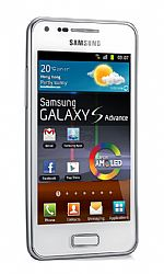 Samsung I9070 Galaxy S Advance (3G 850/1900MHz AT&T) White Unlocked Import