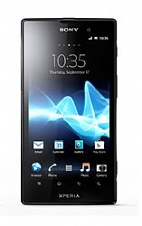 Sony Xperia Ion Lt28i (3G 850MHz AT&T) Black Unlocked US Version