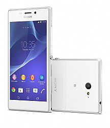 Sony Xperia M2 (3G 850MHz AT&T) White Unlocked Import
