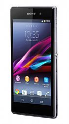 Sony Xperia Z1 Smartphone Black (3G 850MHz AT&T) Unlocked Import