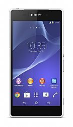 Sony Xperia Z2 Smartphone White (3G 850Mhz AT&T) Unlocked Import