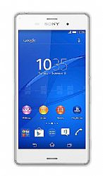 Sony Xperia Z3  D6603 (3G 850MHz AT&T/ 1700MHz T-Mobile) White Unlocked Import