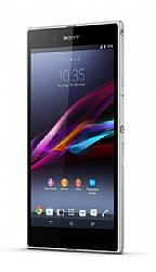 Sony Xperia Z Ultra C6833 (3G 850MHz AT&T) White Unlocked Import