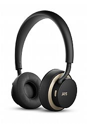 Jays u-JAYS Wireless Bluetooth Headphones Black/Gold
