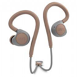 Jays m-Six Wireless Bluetooth Headset - Sand
