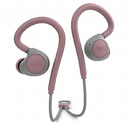 Jays m-Six Wireless Bluetooth Headset - Dusty/Rose