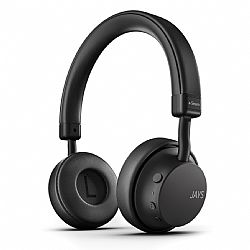 JAYS a-Seven Wireless Bluetooth Headphones - Black