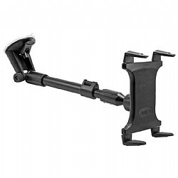 Arkon Long Arm Windshield Tablet Suction Mount for Apple iPad Air, iPad, Samsung Galaxy