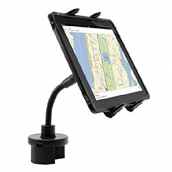 Arkon Cup Holder Tablet Mount for iPad Air, iPad, Galaxy Note 10.1, Galaxy Tab Pro 12.2