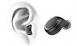TopTech Mini Mono Bluetooth Headset with built-in microphone